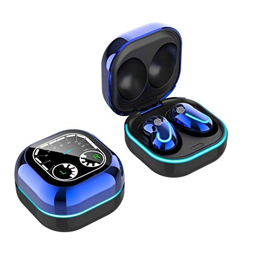 S6 se Touch Control Fones de ouvido sem fio Bluetooth Fones de ouvido Fone de ouvido TWS (azul)