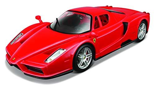 Maisto - Kit modelo línea de montaje Enzo Ferrari, escala 1:24 (39964)