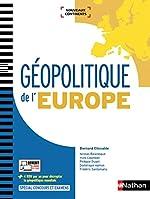 Géopolitique de l'Europe de Frédéric Santamaria