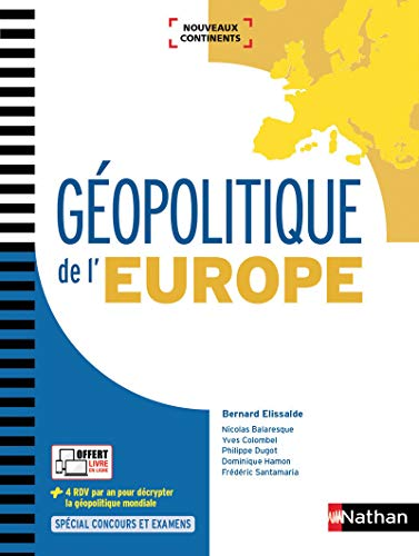 Géopolitique de l'Europe