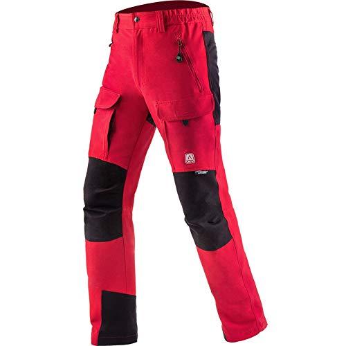 Cimalp Pantalon de Montagne Stretch 3D-Flex + Renforts Schoeller