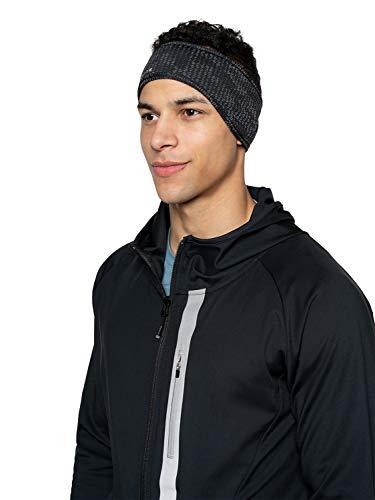 GoLite Unisex-Erwachsene Rebound Ear Wrap Kopfband für kaltes Wetter, schwarz, Uni