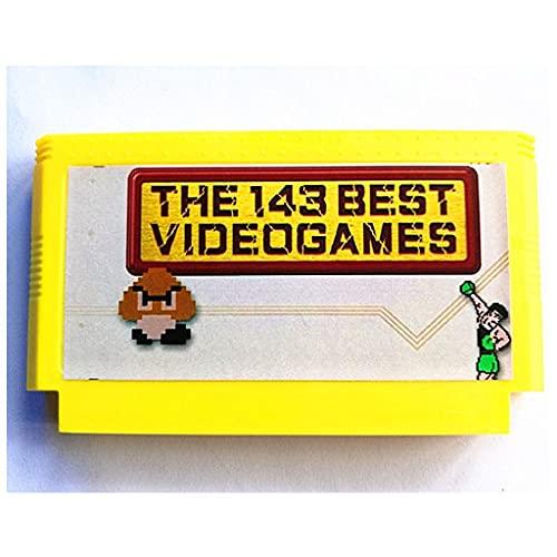 Classicgame The Best Games of NES FC60Pins Game Cart Earthbound-FinalFantasy123-Faxanadu-The Zelda12-Megaman123456-Turtles-Kirby
