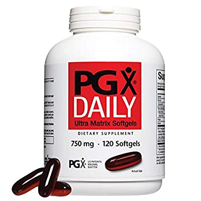 Natural Factors - PGX Daily Ultra Matrix 750mg - Supports Appetite Control