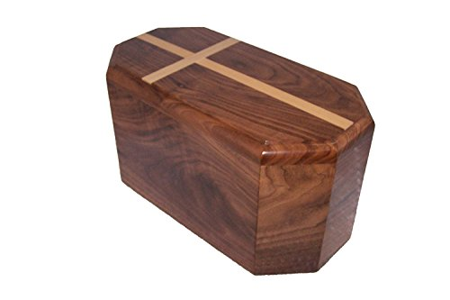 Montana Woodworks Walnut Companion Urn