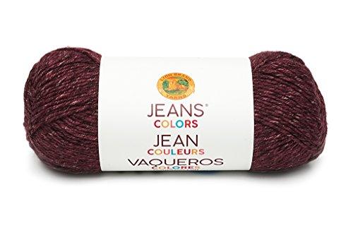 Hilo Vaqueros  marca Lion Brand Yarn