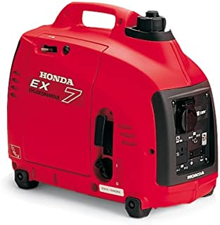 Honda EX 7 - Generador de corriente