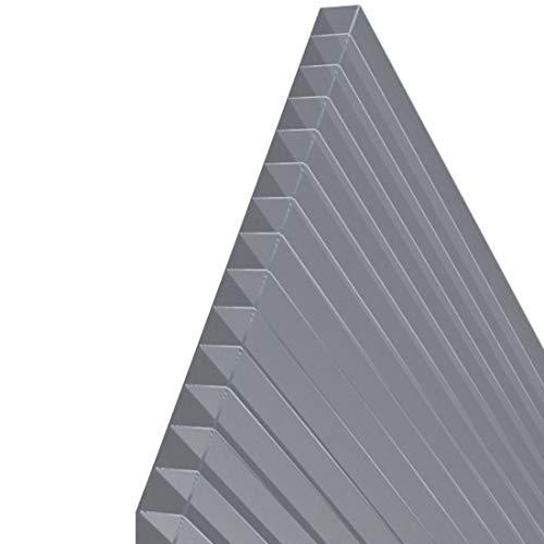 5 Stück Hohlkammerstegplatten 121x60,5cm 6mm Lexan(TM) Thermoclear(TM) Made IN Austria von AS-S