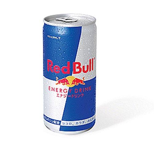 レッドブル エナジードリンク 185ml×24本 缶