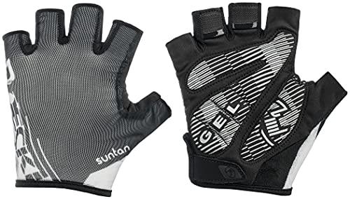 Roeckl Ilova Fahrrad Handschuhe kurz schwarz/weiß 2020: Größe: 10