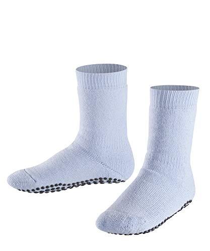 FALKE unisex-Kinder Socken, Catspads K CP-10500, Blau (Powder Blue 6246), 35-38