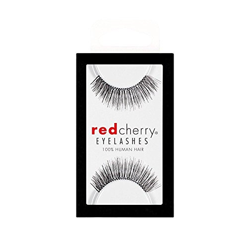 Red Cherry - Falsche Wimpern Nr. 205 - Echthaar