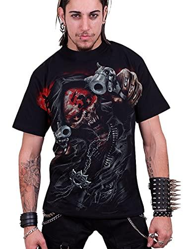 Spiral - 5Fdp - Assassin - Camiseta - Negro - M