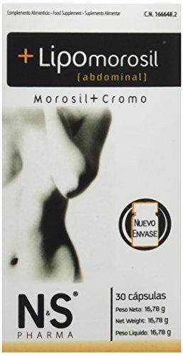 Lipo Morosil Abdominal - 30 Cápsulas