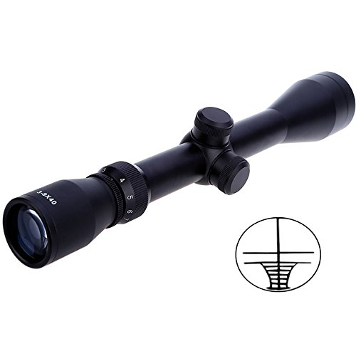 AIR RIFLE SCOPE Visor telescópico 3-9×40 para carabinas y escopetas de Aire comprimido