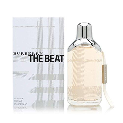 Burberry The Beat Mujeres 75 ml - Eau de parfum (Mujeres, 75 ml, Bergamota, Cardamomo, Mandarin, Pimienta rosa, Lirio, Madera de cedro, Vetiver, Almizcle blanco, Francia)