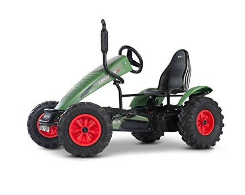 Berg Fendt BFR-3-Gang Traktor Pedal Go-Kart-Grün