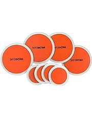 Medipaq Geweldige Ideeën De Super Meubilair Verplaatsers (Authentieke Oranje Schijven Verplaatsen Zware Meubels over Tapijt of Harde Ondergrond Makkelijker dan Ooit - 8 Stucks Schijven Voordeelpak