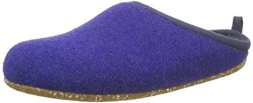 CAMPER Wabi, Damen Flache Hausschuhe, Violett (Medium Purple 060), 36 EU (3 UK)