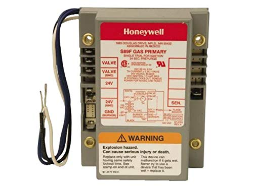 Honeywell S89F1098/U Two-Rod Direct Spark Ignition Control, 4/4 Time