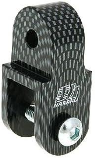 Höherlegungssatz Naraku 40mm Carbon Look Für Cpi Hussar E2 Ab 2003 Auto