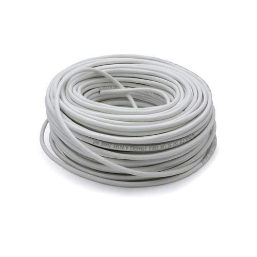Vultech SC13602-50 Matassa Lan Categoria 6 FTP 50 Metri 23AWG Bobina di Rete Ethernet 50m Cat6