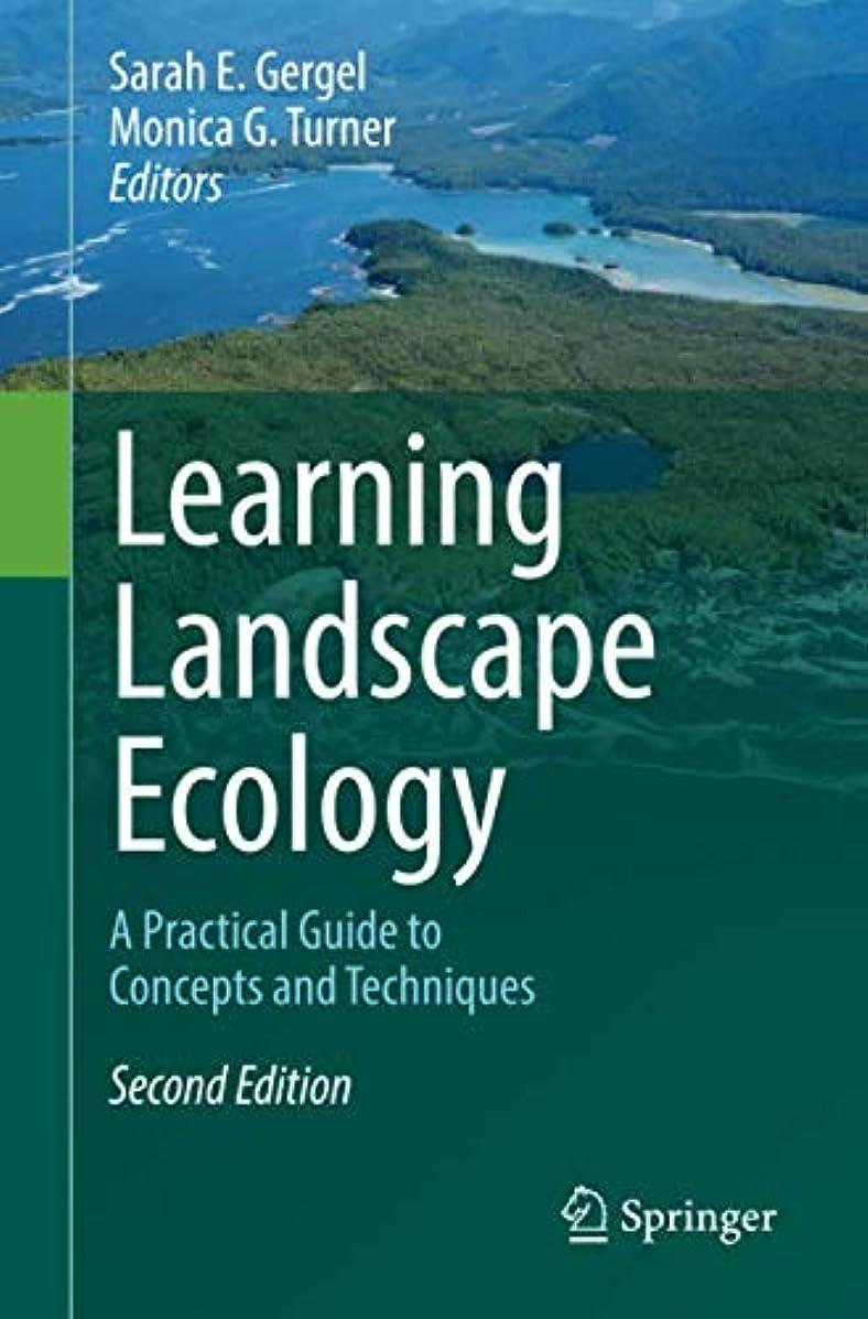 マラソン異常スポンジLearning Landscape Ecology: A Practical Guide to Concepts and Techniques