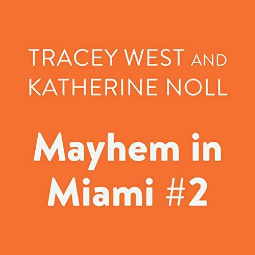 Mayhem in Miami audiobook cover art