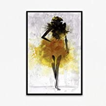 Paintsh Abstract Figure Art Decorative Painting Modern Minimalist Living Room Sofa Background Wall Painting Restaurant Pa...