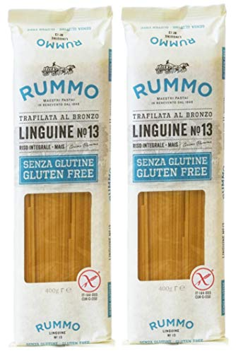 Glutenfreie Linguine Pasta Rummo - 2 Packungen x 400 gr