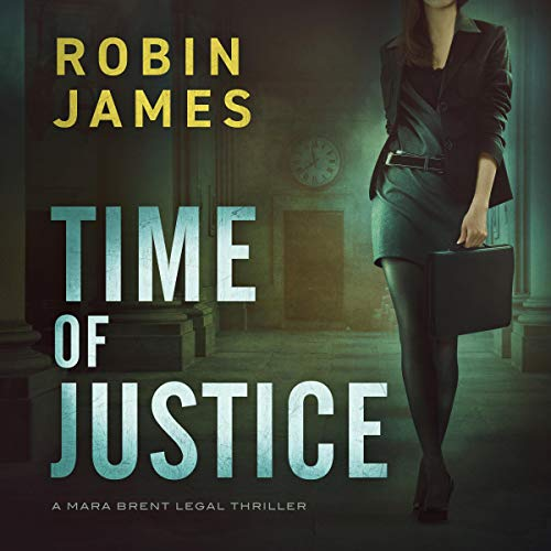 Time of Justice cover art