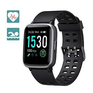 Arbily Reloj Inteligente Pantalla Táctil Completa Pulsera de Actividad Smartwatch Mujer Hombre Niño Reloj Deportivo a… 11