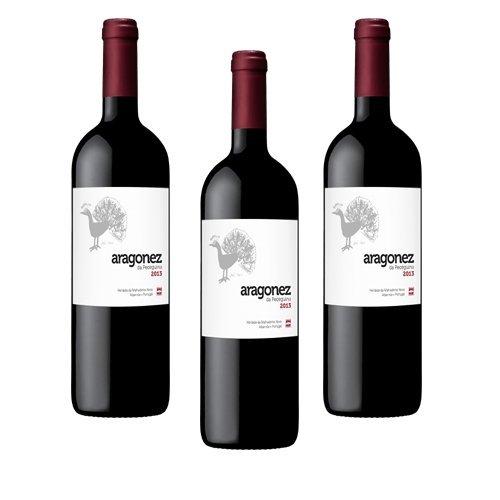 Aragonez da Peceguina - Vino Tinto - 3 Botellas