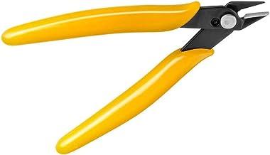 Fixpoint 77005 precisionssidskärare för små arbeten och kretskort, vinklade och avskalade skärtång