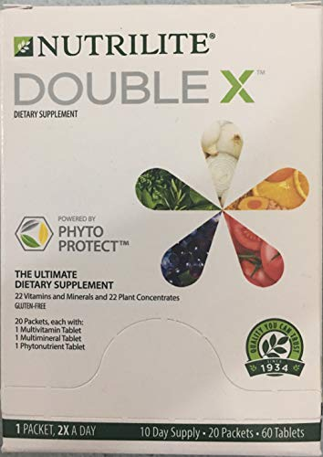 Best nutrilite double x multivitamin for 2021