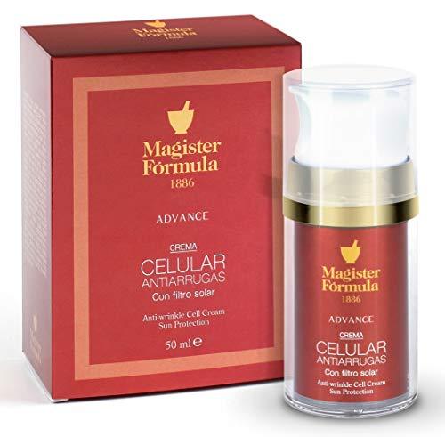 Crema Celular Antiarrugas 50 ml   Con Protector