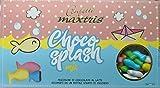 Confetti maxtris choco splash pesciolini Multicolore cioccolato al latte 500 Gr. Multicolore