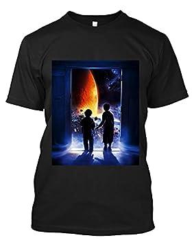 BIROTYMAKHI #Zathura A Space Adventure Film with ##Josh Hutcherson #Kristen Stewart T Shirt Gift Tee for Men Women Black