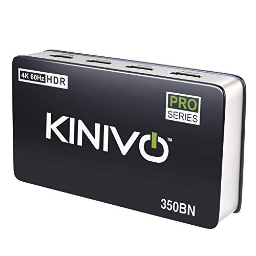 Conmutador HDMI de Alta Velocidad Kinivo...