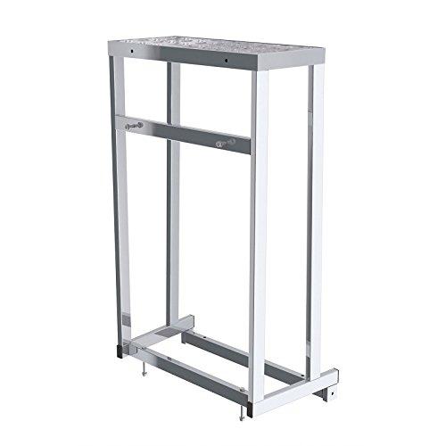 EUROKRAFT module-werkplatform - module 4, 5. Stap - platformhoogte 1000 mm, gewicht 5 kg - werkplatform platform platform platform klimhulp module-werkplatform trap overstapbrug overstapbruggen