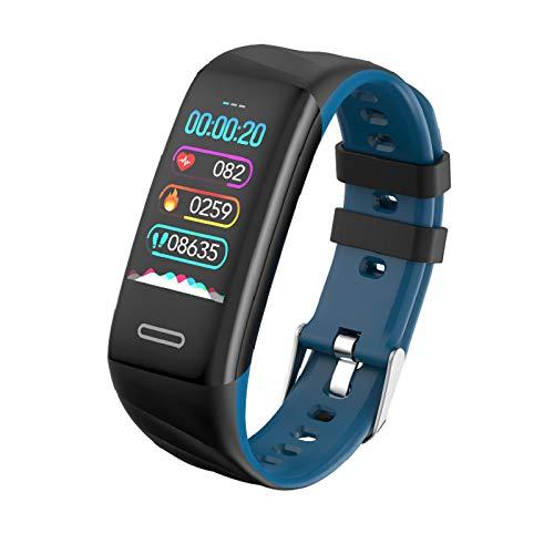 CYJ Relojes Inteligentes Mujer Hombre Niños Impermeable IP68 Pulsera Actividad Inteligente con Monitor de Sueño Caloría Smart Watch Men Women Kid para Android iOS