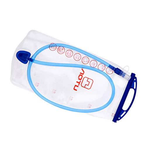 Sharplace Sac à Eau De Vélo 2L Pack Sac D'hydratation Portable à L'extérieur