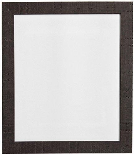 FRAMES BY POST 16 x 12 cm diep, korrel fotolijst, donkerbruin