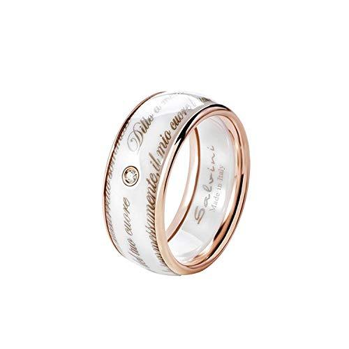 anello Salvini fede Frammenti d'autore misura 15