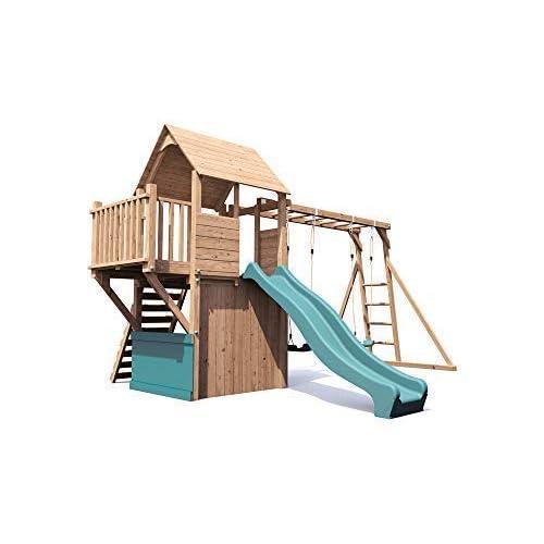 Slide And Swing Set Amazoncouk