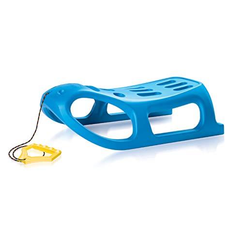 Prosperplast Little Seal Kunststoff Kinderschlitten mit Zugseil