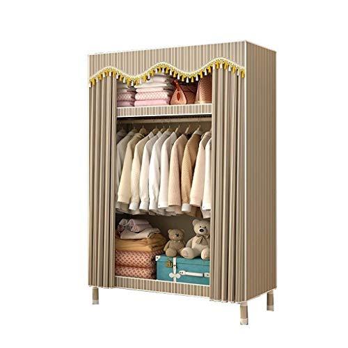 Haushaltsprodukte Tragbarer Kleiderschrank Aufbewahrungsschrank Kleiderschrank Faltbarer Kleiderschrank Hängende Regale Tragbarer Kleiderschrank zum Aufhängen von Kleidung Kombination Schrank Modul