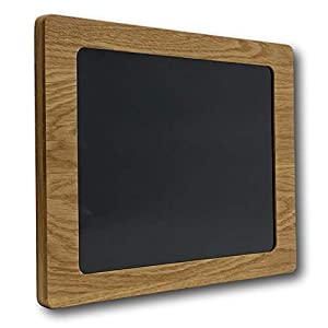 NobleFrames Tablet Wandhalterung für iPad Pro 12,9″ (2018) aus Eiche   Massivholz   Echtholz   Wall Mount