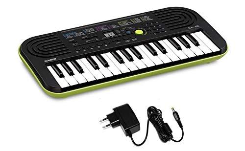 tastiera Casio SA-46 completa di alimentatore