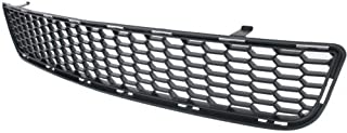 Make Auto Parts Manufacturing - FRONT BUMPER GRILLE; LT AND LTZ MODELS WITH RS PACKAGE MATTE-DARK - GM1036142
